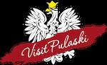 Pulaski Tourism Logo